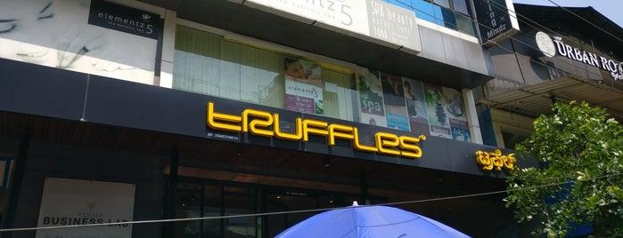 Truffles is one of Lugares favoritos de Jobin.