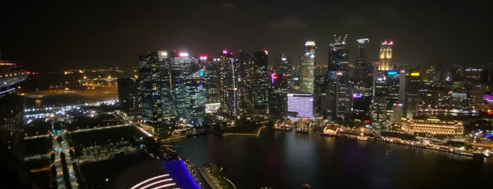 CÉ LA VI Singapore is one of Singapore Specialities.