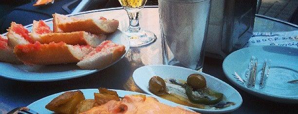 La Principal is one of Barcelona Food.