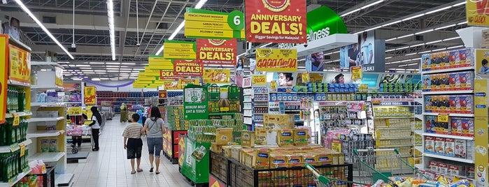 Giant Hypermarket is one of Neu Tea's Nav.