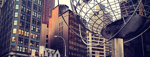 Columbus Circle is one of New York.