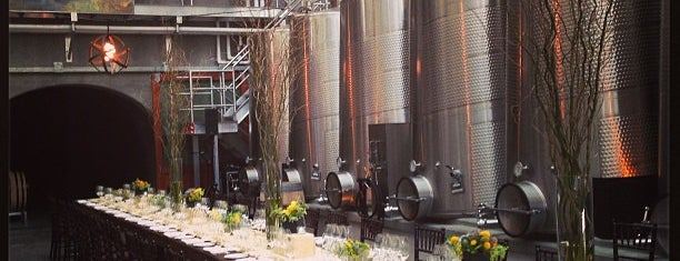 Cliff Lede Vineyards is one of california wine country.
