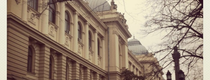 "Universitatea ""Alexandru Ioan Cuza"" is one of Яссы."
