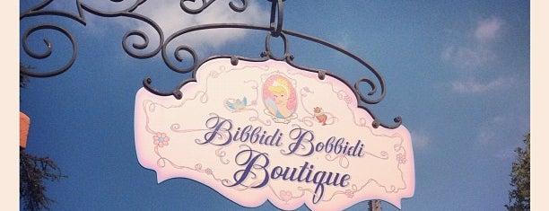 Bibbidi Bobbidi Boutique is one of Posti che sono piaciuti a Vera.