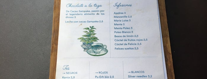 Cafe Angelica is one of Third wave/specialty coffee in Madrid.