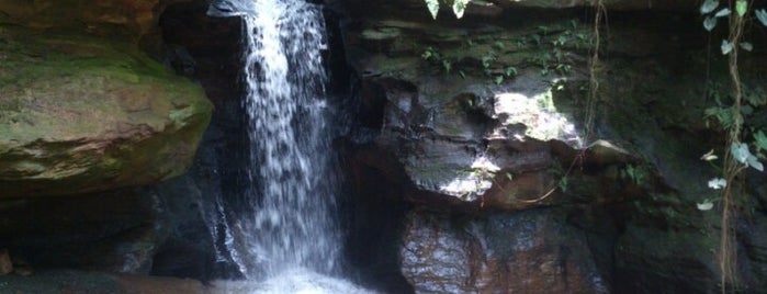Cachoeira da Gruta is one of São Thomé das Letras.