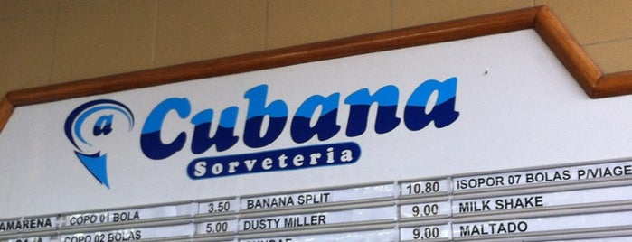 A Cubana is one of VAMOS LA.....