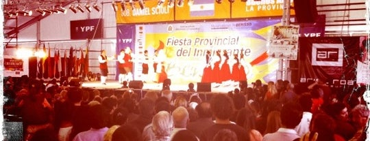 Fiesta Provincial Del Inmigrante is one of #blogtripLP.