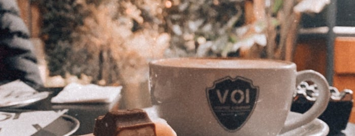 Voi Central is one of Coffee & Work.