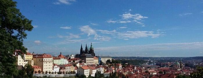 Petřín is one of Praha <3.