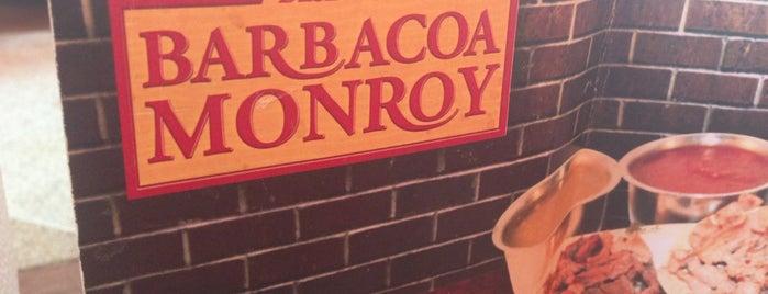Barbacoa Monroy is one of Tempat yang Disukai Joaquin.