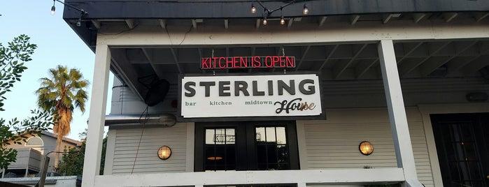 Sterling House & Tavern is one of Fabio 님이 좋아한 장소.