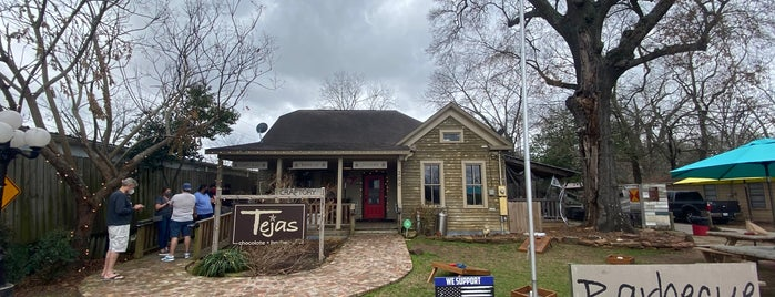 Tejas Chocolate Craftory is one of Best Of Houston.