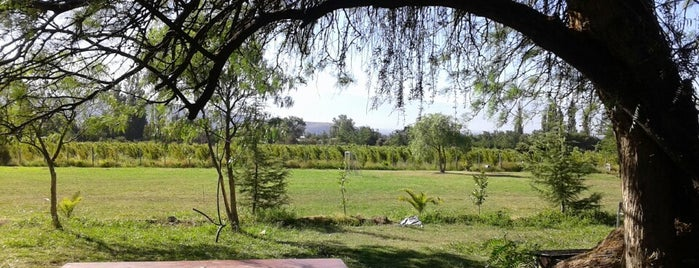 Piscina Camping Los Algarrobos is one of Tempat yang Disimpan Luis.