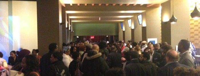 Mist Harlem Cinema is one of Tony'un Beğendiği Mekanlar.