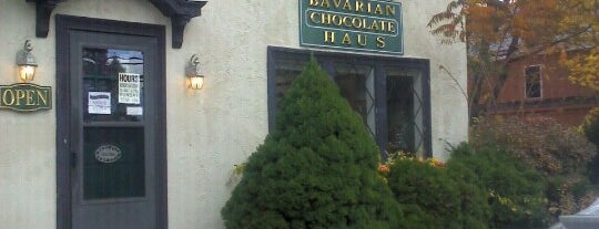 Bavarian Chocolate Haus is one of White Mountains Trip.