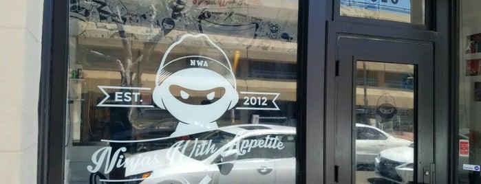 Ninjas With Appetite is one of Gespeicherte Orte von Jake.