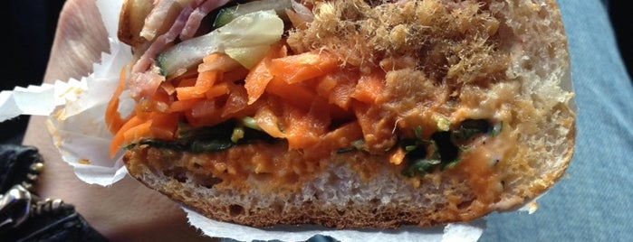 Banh Mi Zon is one of NYC.