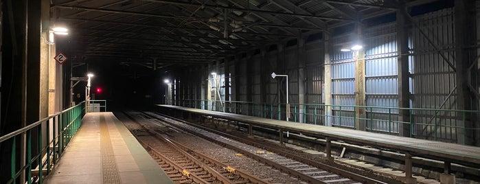 板谷駅 is one of 高井さんのお気に入りスポット.