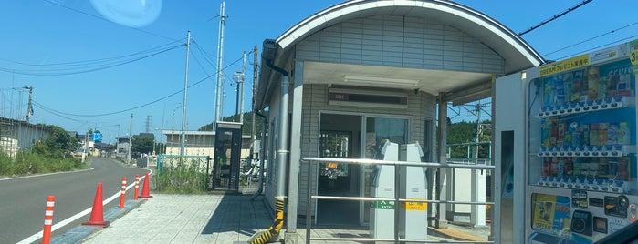 Kita-Shirakawa Station is one of JR 미나미토호쿠지방역 (JR 南東北地方の駅).