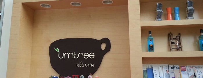 Umtree Cafe is one of Ben's list for Coffee and Cafe.