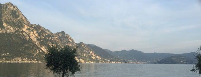 Riva di Solto is one of Tempat yang Disukai Sandybelle.
