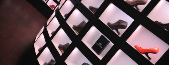 United Nude Flagship Store is one of NYU.