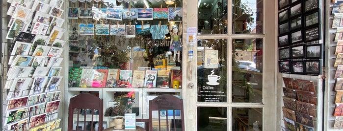 Passport Book Shop is one of Bangkok.