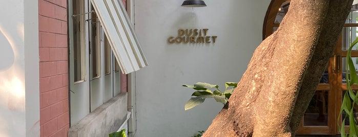 Dusit Gourmet is one of Lieux qui ont plu à Julian.