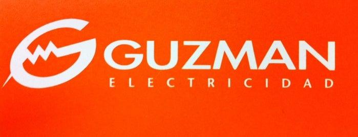 Guzman Electricidad is one of Santiago Centro 2.