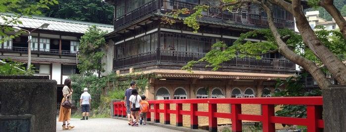 積善館 本館 is one of Want-to-go Onsen.