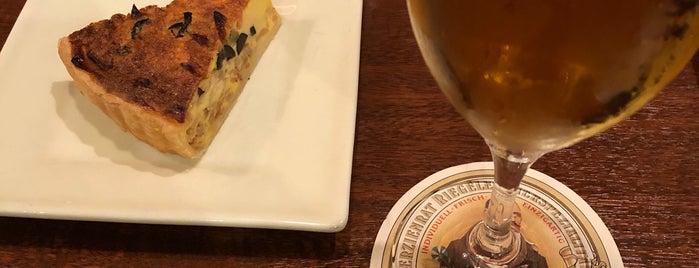Beer Cafe Barley is one of 地元.