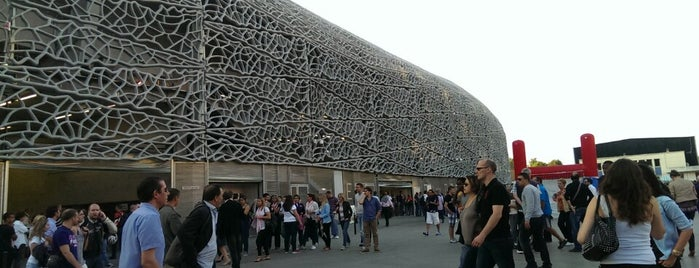 Stade Jean-Bouin is one of Paris.