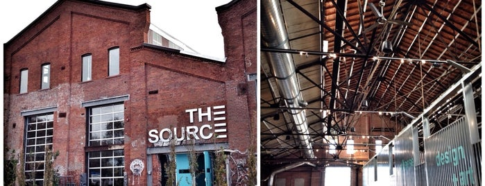 The Source is one of Denver.