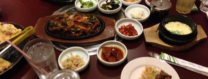 Bbq Garden Korean Restaurant is one of Locais salvos de Stephen.