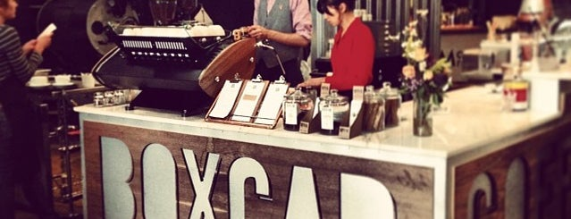 Boxcar @ The Source is one of Danielle 님이 저장한 장소.