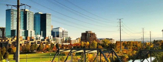 Commons Park is one of Guide to Denver's best spots.