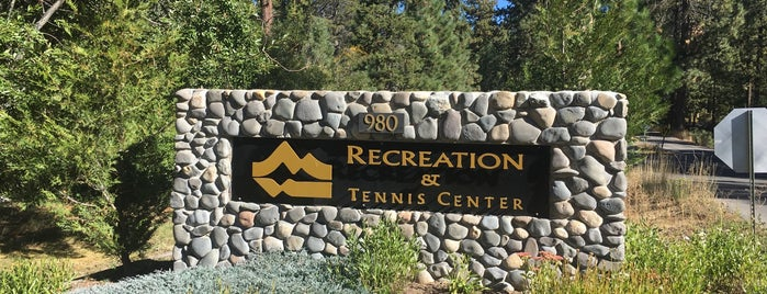 Recreation Center is one of Tahoe.