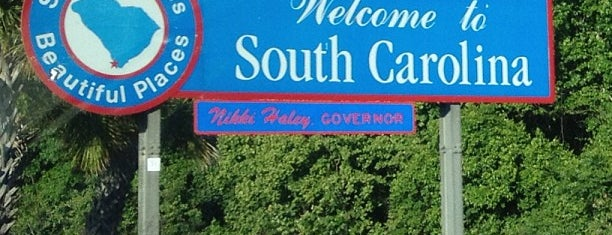 GA/SC State Line is one of State Borders.