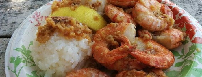 Giovanni's Shrimp Truck is one of Hawaii Restaurants.