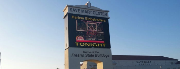 Save Mart Center is one of Summer Events To Visit....