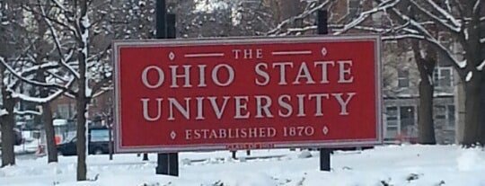 The Ohio State University is one of USA Roadtrip.