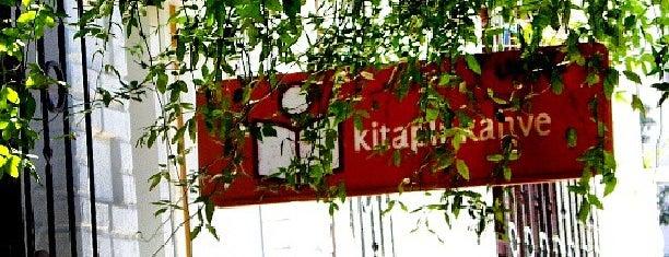Kitaplı Kahve is one of İstanbul'da kahve molası...