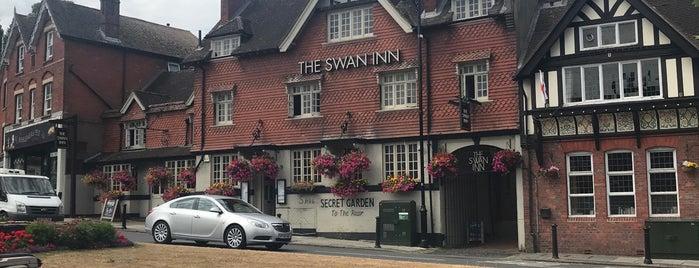 Swan Inn is one of Pubs - JD Wetherspoon 2.