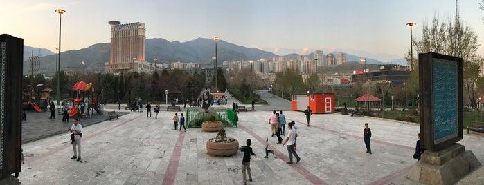 Parvaz Park   پارک پرواز is one of Tempat yang Disukai 🐝Nhag.