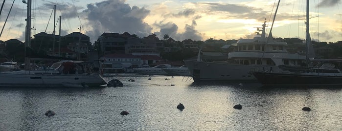 Gustavia is one of (Sort of) Capital cities of the World.