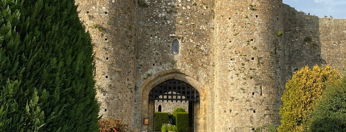 Amberley Castle is one of BoutiqueHotels.