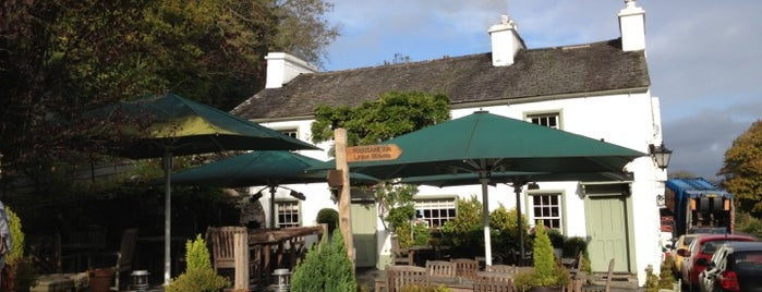 Masons Arms is one of The Dog's Bollocks' Lake District.