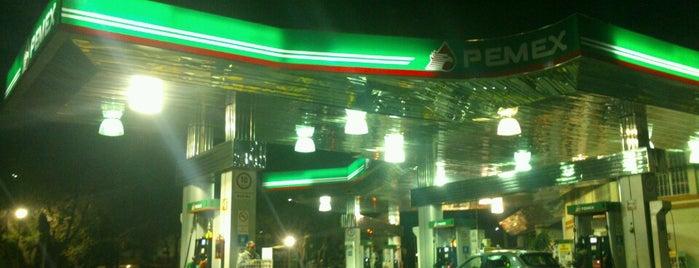 Gasolinería BP is one of Brenda'nın Beğendiği Mekanlar.