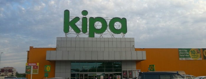 Kipa is one of Lieux sauvegardés par Hakan.